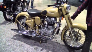 royal enfield bullet 500 military color